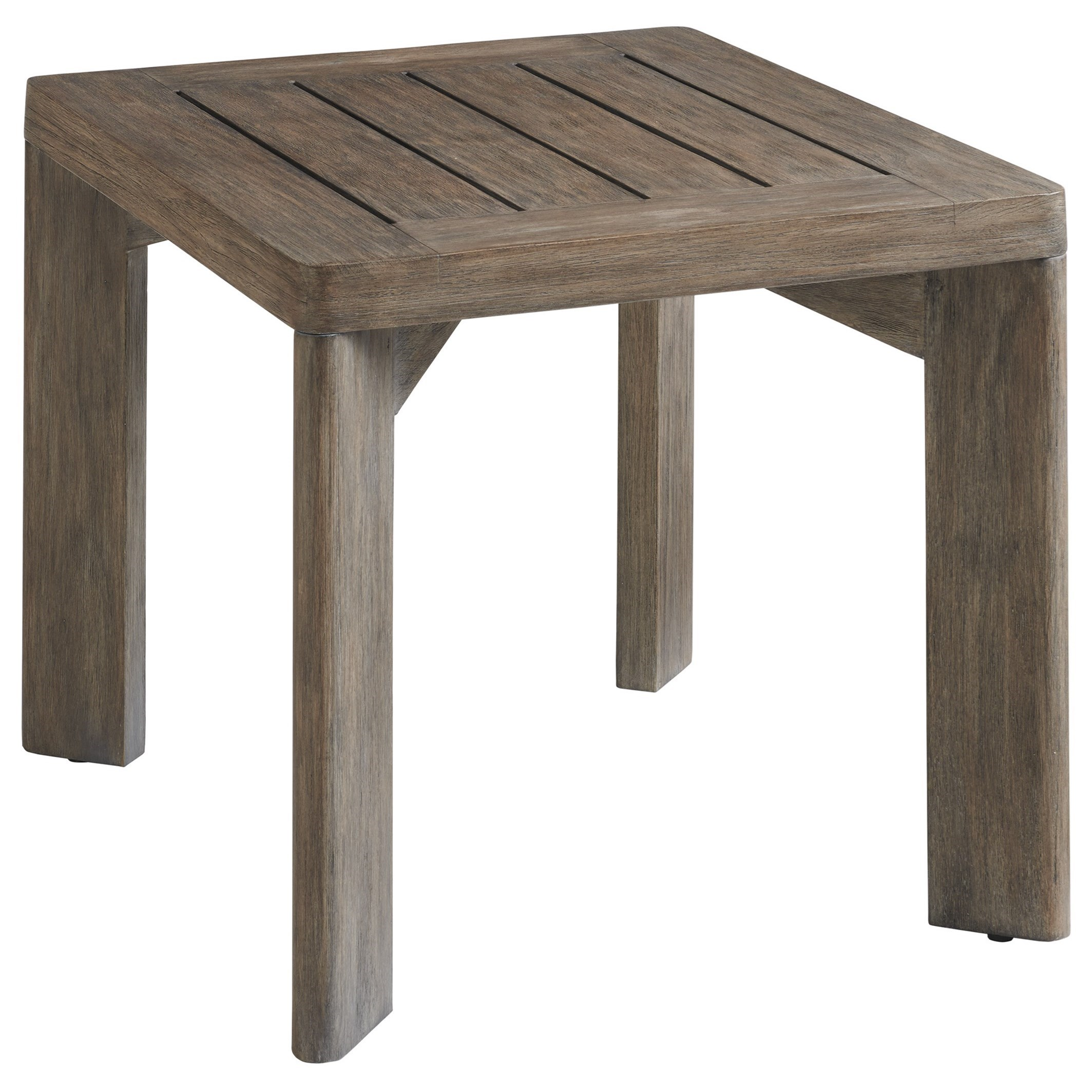 La Jolla End Table by Tommy Bahama Outdoor Living at Baer's Furniture