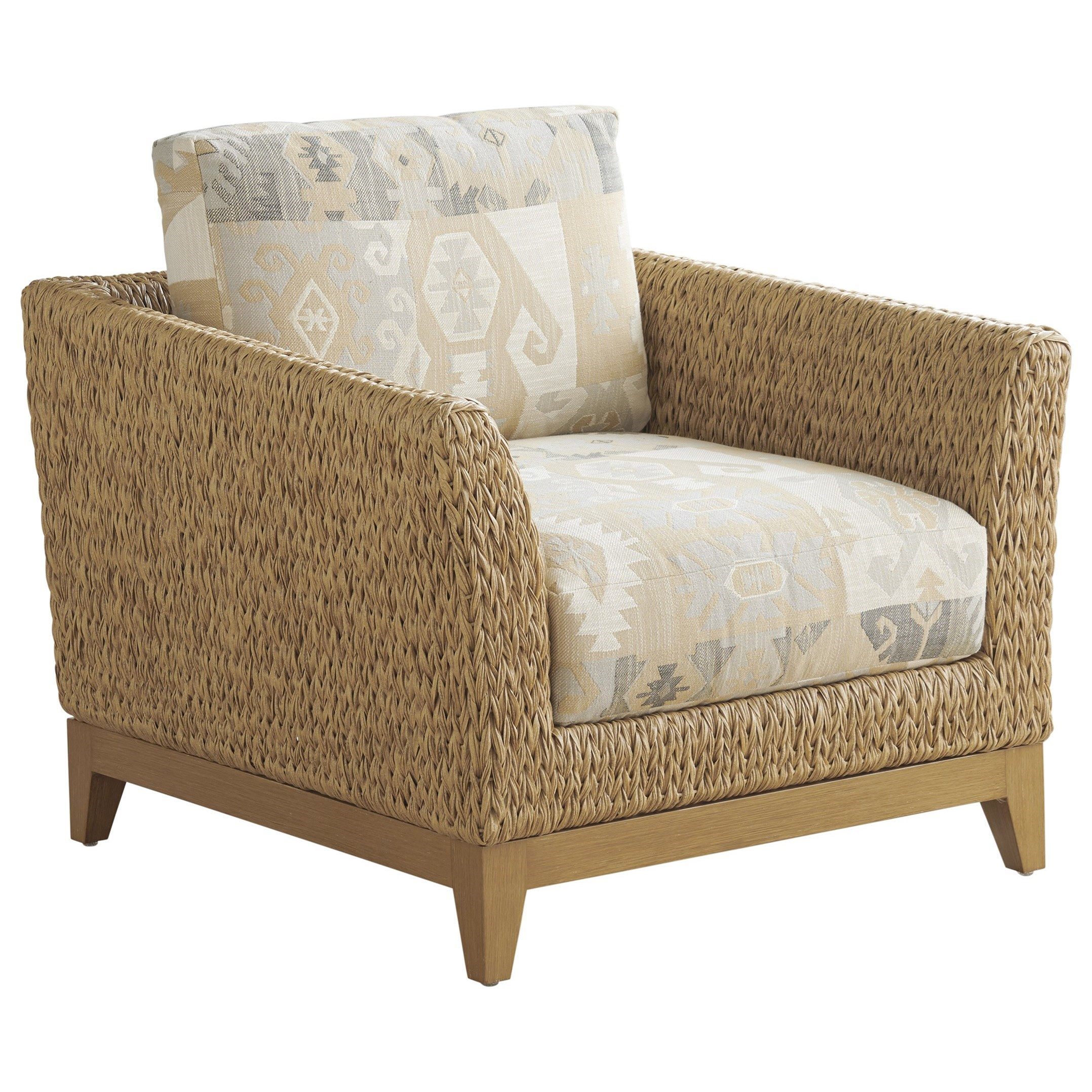 Los Altos Valley View Lounge Chair by Tommy Bahama Outdoor Living at Baer's Furniture