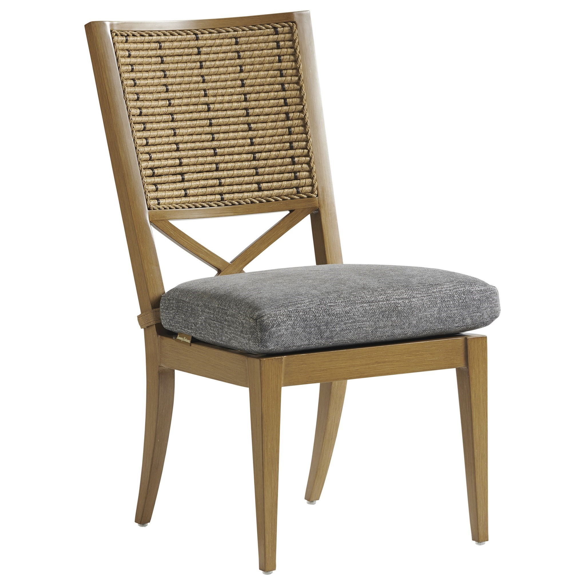 Los Altos Valley View Side Dining Chair by Tommy Bahama Outdoor Living at Baer's Furniture