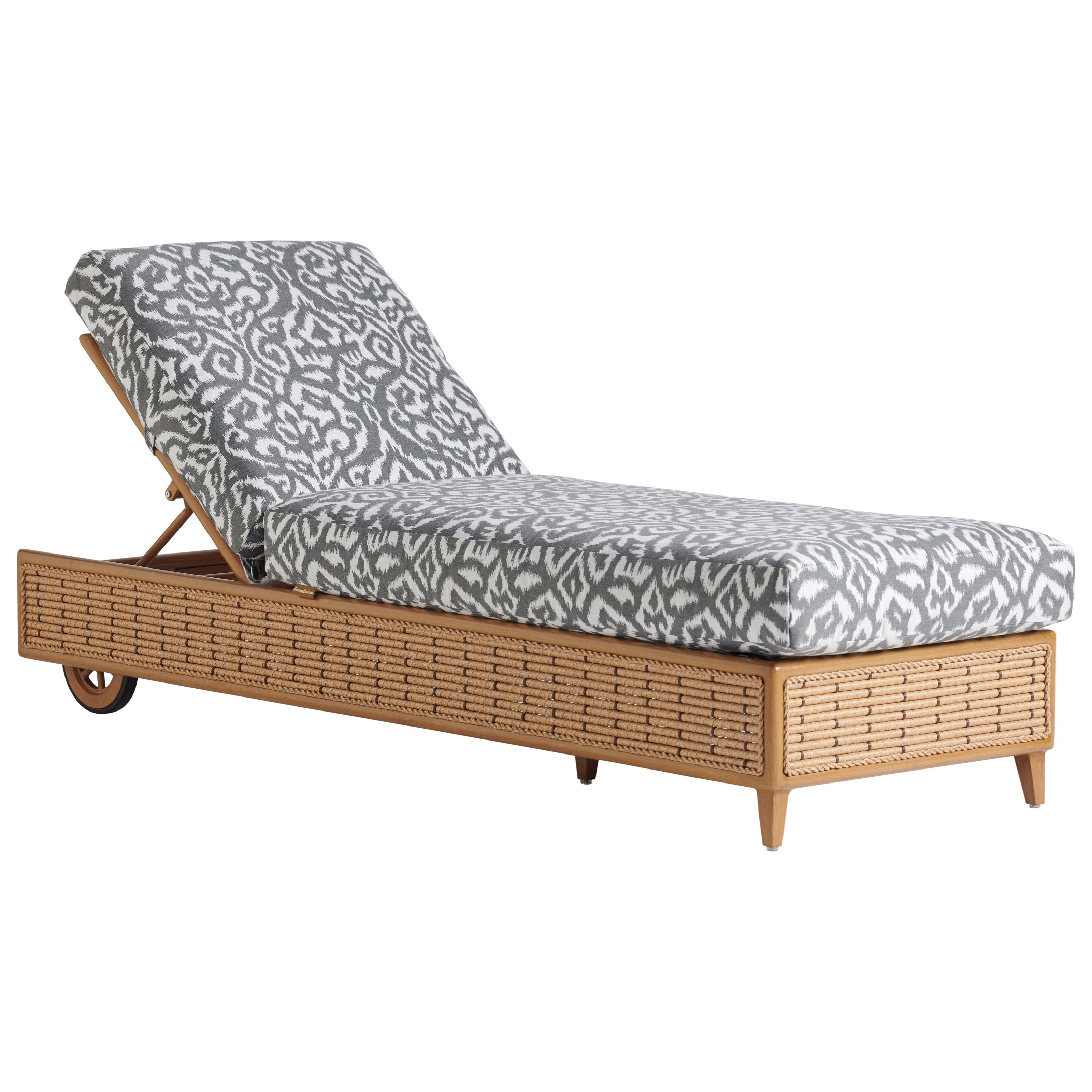Los Altos Valley View Chaise Lounge by Tommy Bahama Outdoor Living at Baer's Furniture