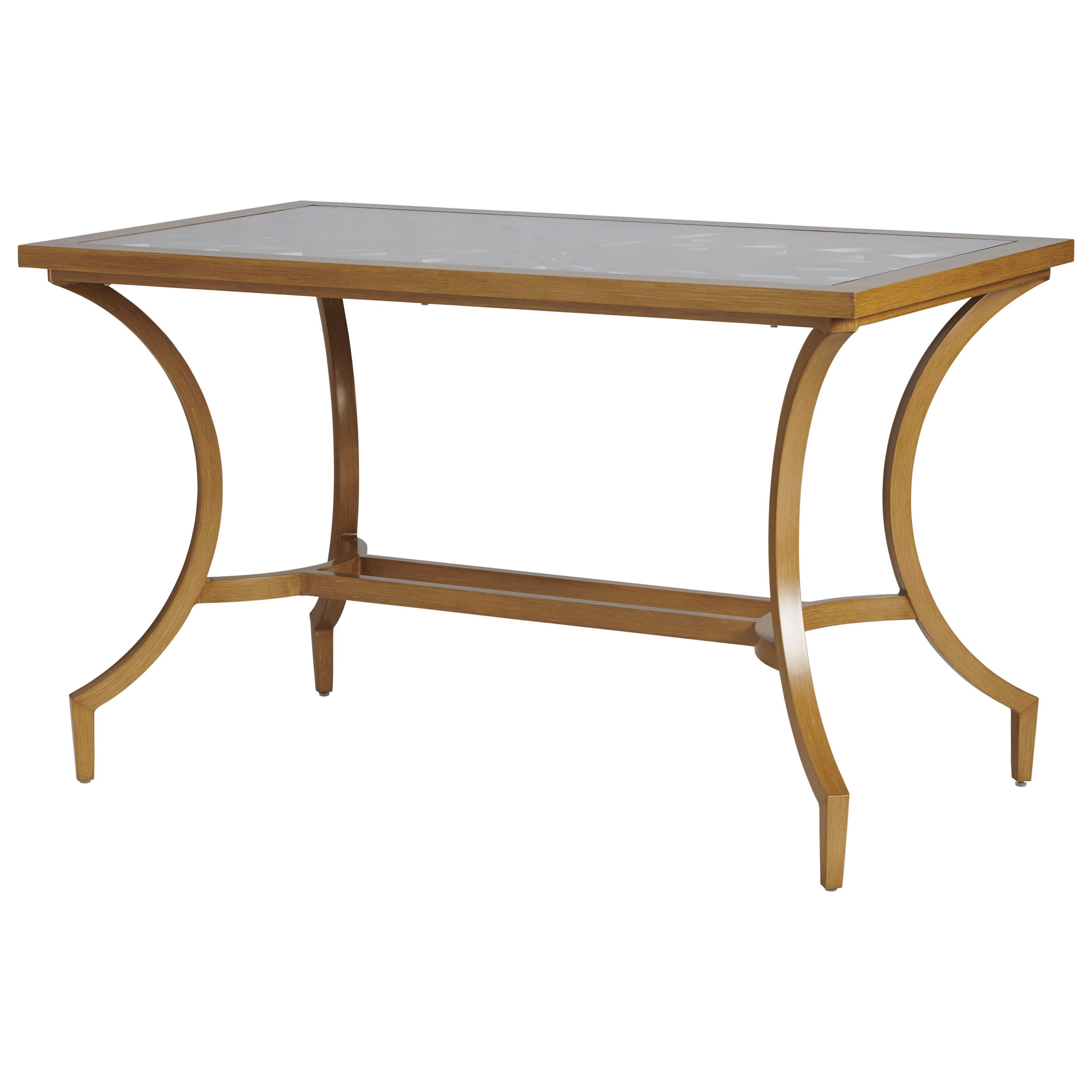 Los Altos Valley View Bistro Table by Tommy Bahama Outdoor Living at Baer's Furniture