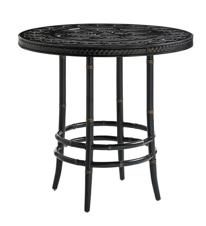 Marimba High/Low Bistro Table by Tommy Bahama Outdoor Living at Baer's Furniture