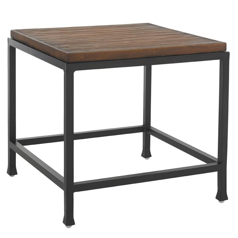 Ocean Club Pacifica Weatherstone End Table by Tommy Bahama Outdoor Living at Jacksonville Furniture Mart