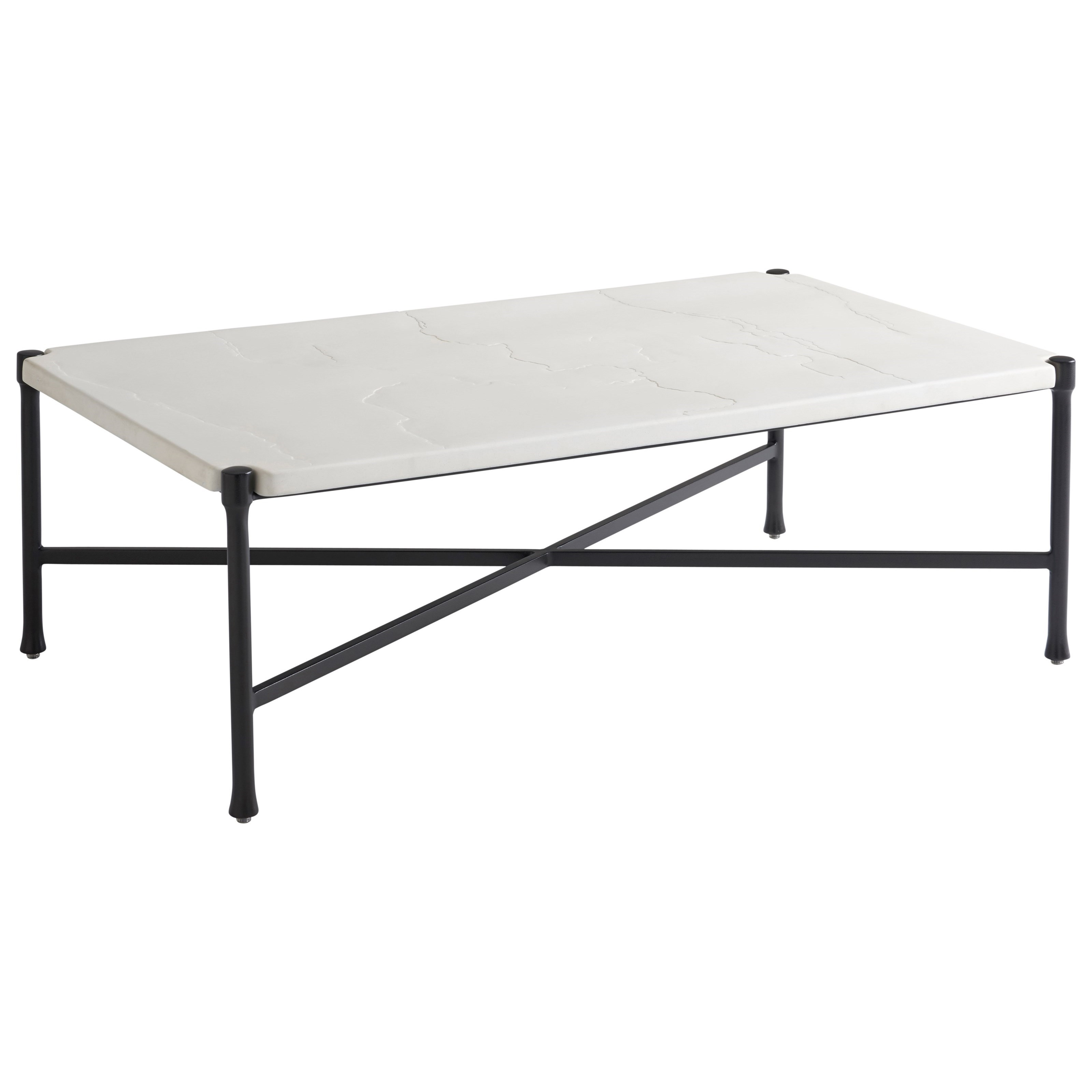 Pavlova Outdoor Rectangular Cocktail Table by Tommy Bahama Outdoor Living at Baer's Furniture