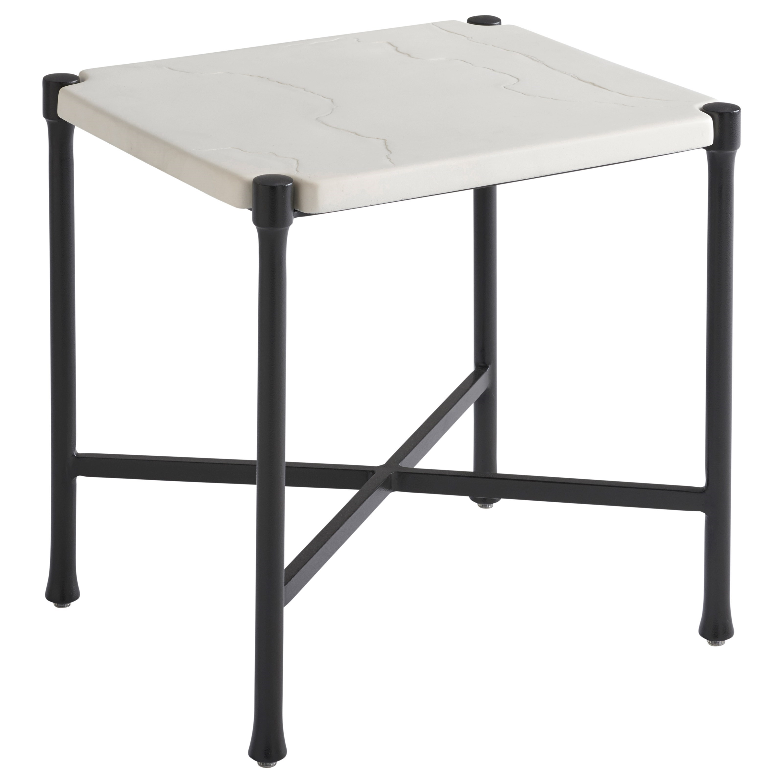Pavlova Outdoor Rectangular End Table by Tommy Bahama Outdoor Living at Baer's Furniture