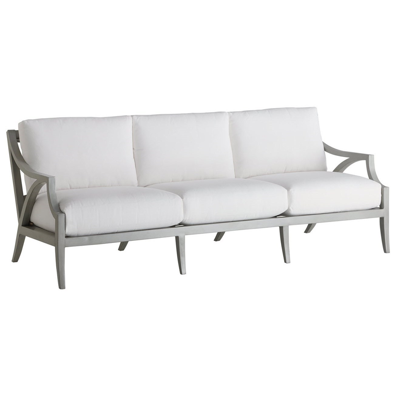 Silver Sands Sofa by Tommy Bahama Outdoor Living at Baer's Furniture