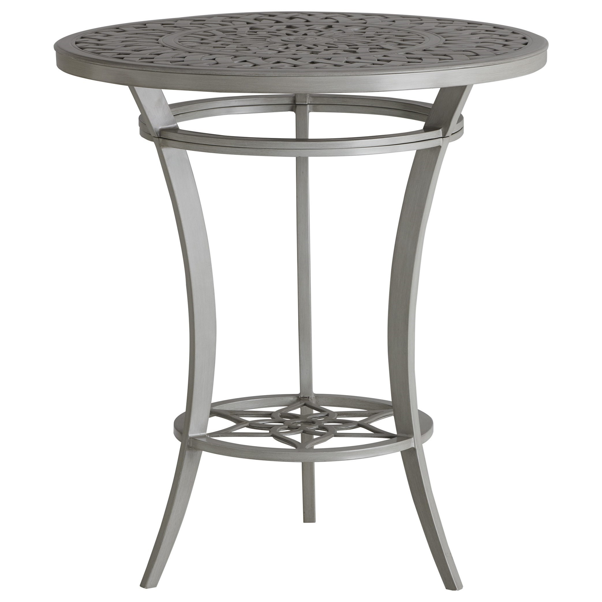 Silver Sands Bistro Table by Tommy Bahama Outdoor Living at Baer's Furniture