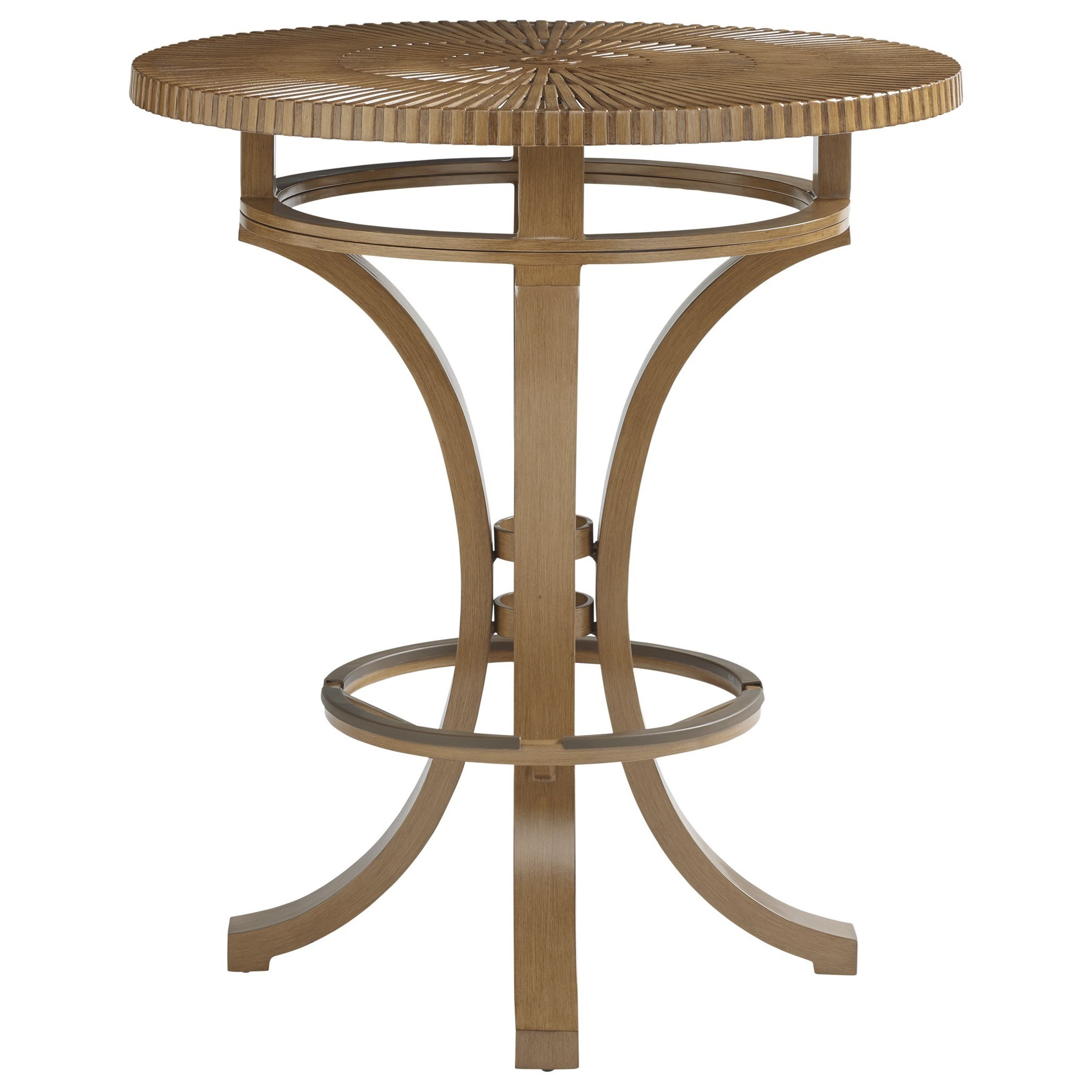 St Tropez Bistro Table by Tommy Bahama Outdoor Living at Baer's Furniture