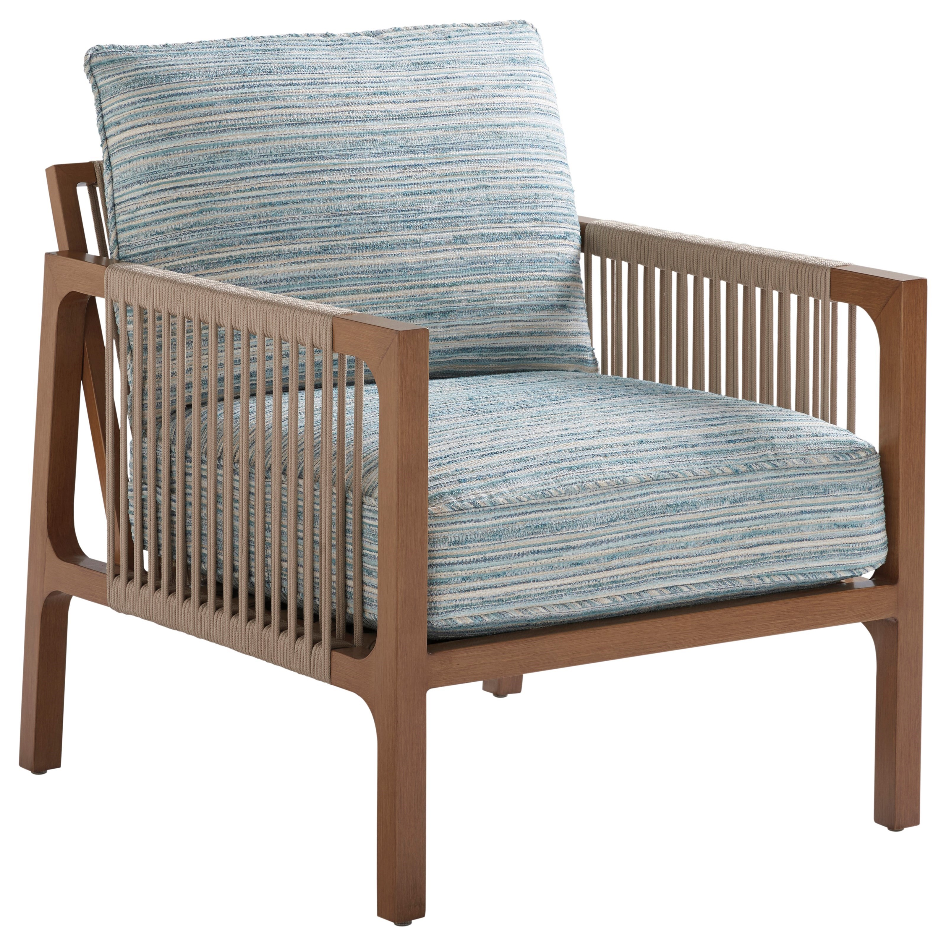 St Tropez Occasional Chair by Tommy Bahama Outdoor Living at Baer's Furniture