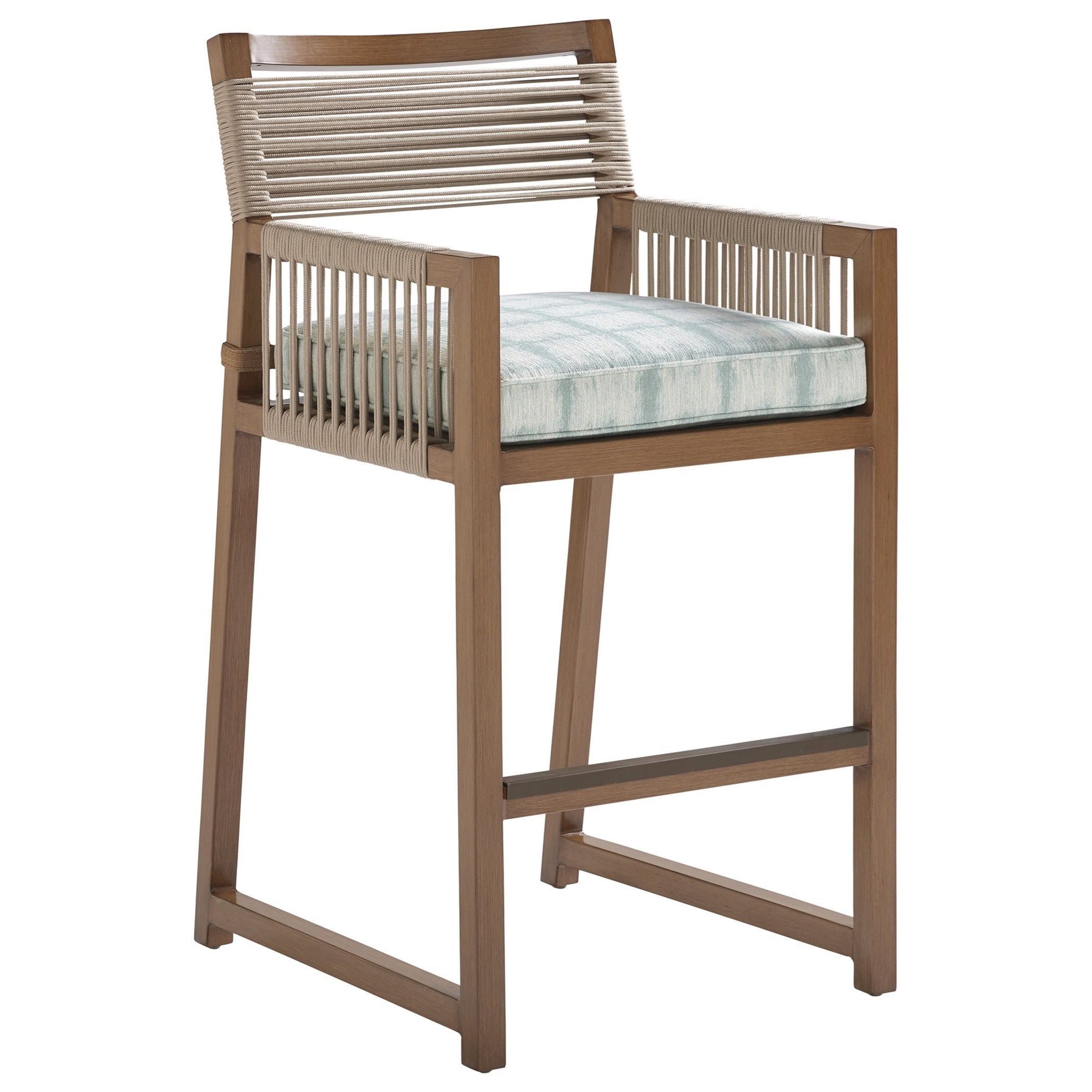 St Tropez Bar Stool by Tommy Bahama Outdoor Living at Baer's Furniture