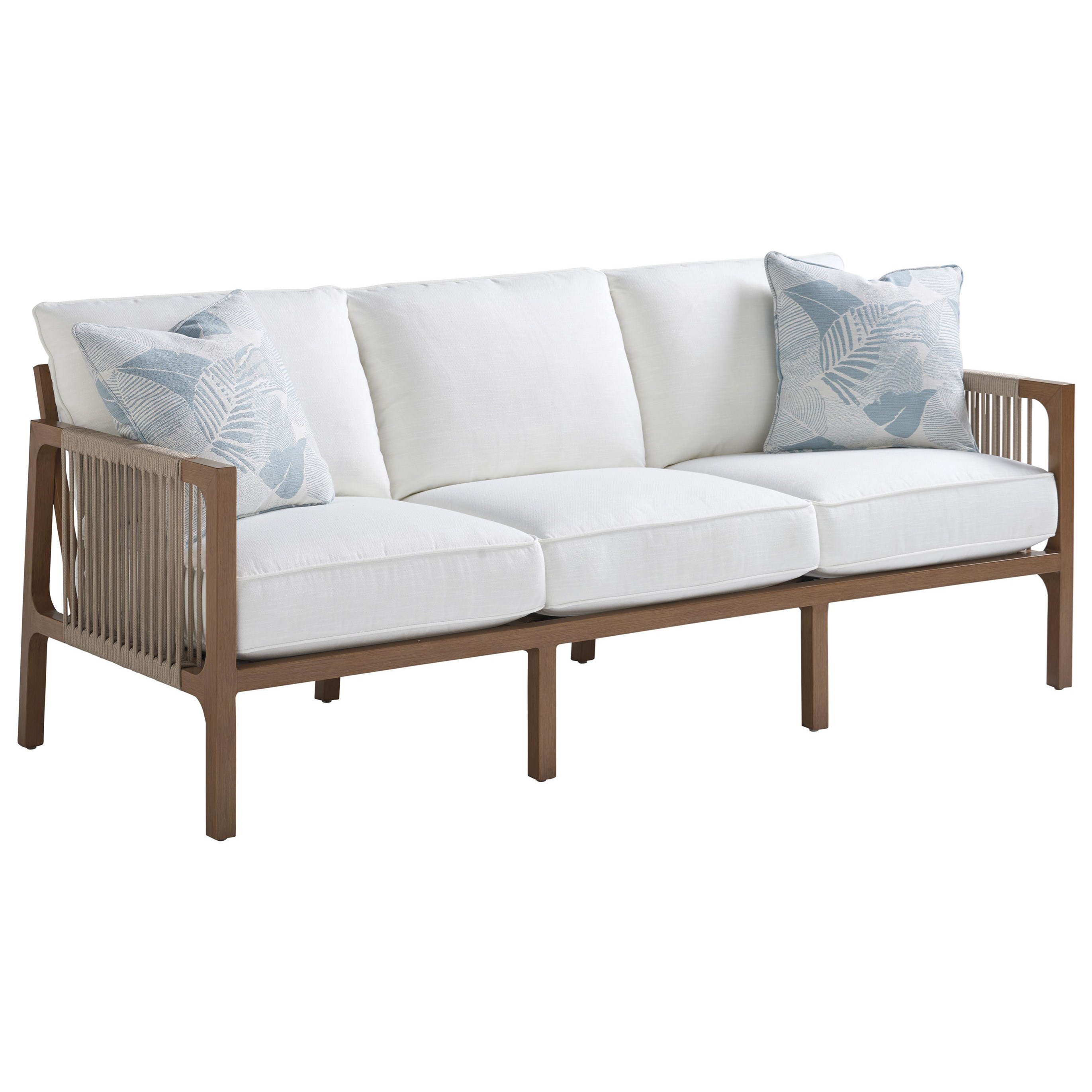St Tropez Sofa by Tommy Bahama Outdoor Living at Baer's Furniture