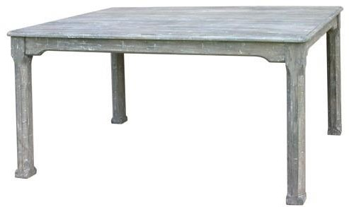 Casual Dining Harborton Breakfast Table by Trade Winds Furniture at Jacksonville Furniture Mart