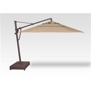 13' Cantilever Plus Umbrella