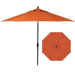 Treasure Garden Market Umbrellas 9' Auto Market Tilt Umbrella