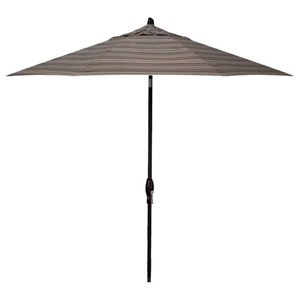 9' Auto Market Tilt Umbrella