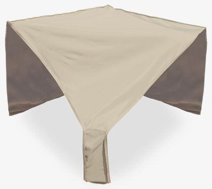 Outdoor Covers Fits Corner Sectional by Treasure Garden at Johnny Janosik
