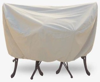 Outdoor Covers 36 inch Round/Square Table and Chair Cover by Treasure Garden at Johnny Janosik