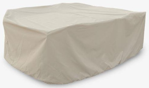 Outdoor Covers Medium Oval/Rect Table and Chair Cover by Treasure Garden at Johnny Janosik