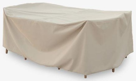 Outdoor Covers Small Oval/Rect Table and Chair Cover by Treasure Garden at Johnny Janosik