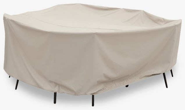 Outdoor Covers 60 inch Table and Chair Cover by Treasure Garden at Johnny Janosik
