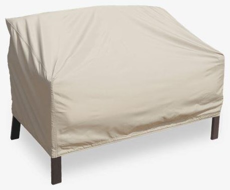 Outdoor Covers Loveseat Cover by Treasure Garden at Johnny Janosik