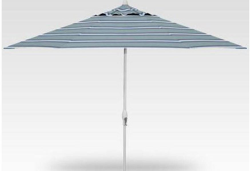 Umbrellas 11' Auto Tilt Umbrella by Treasure Garden at Johnny Janosik