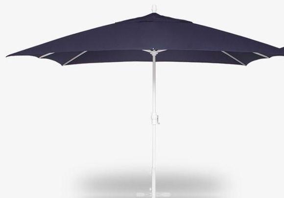 Umbrellas 8' X 11' Rectagular Umbrella by Treasure Garden at Johnny Janosik
