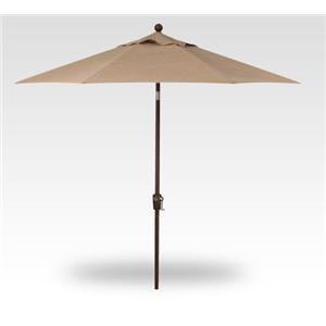 9' Push Button Tilt Octagon Umbrella