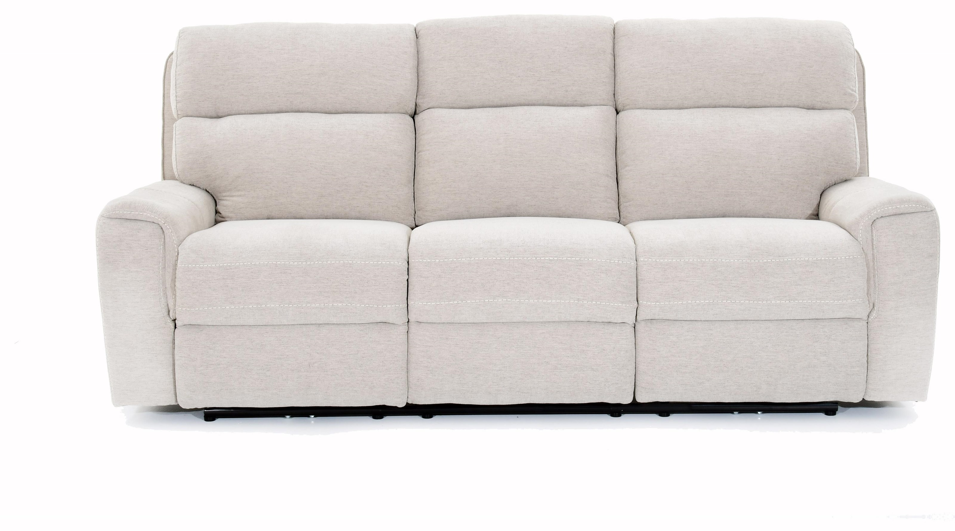Oberon Power Motion Sofa by Trend Resources International at Baer's Furniture
