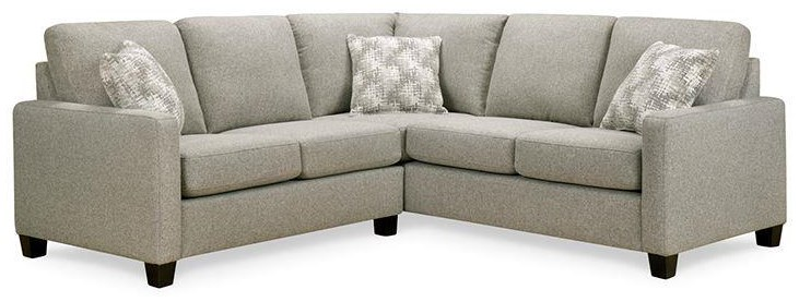 7002 Sectional by Trendline at Stoney Creek Furniture