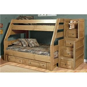 Baylor Twin/Full Bunk Bed