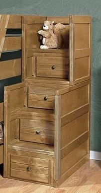 Baylor Baylor Stairway Chest by Trendwood at Morris Home