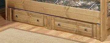 Baylor Baylor Under Dresser by Trendwood at Morris Home