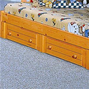 Trendwood Bayview Two Drawer Underdresser
