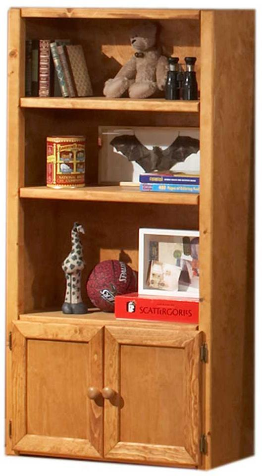 Bunkhouse Universal Bookcase by Trendwood at Wilson's Furniture