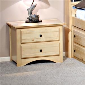 Trendwood Sedona  Night Stand