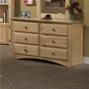 Sedona 4400ds By Trendwood Conlin S Furniture