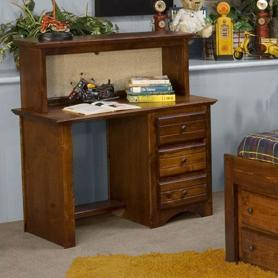 Student Desk and Hutch Combo