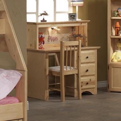 Sedona  Desk and Hutch Combo at Sadler's Home Furnishings