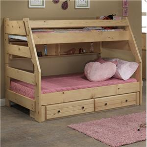 Trendwood Sedona  Twin Bunk Bed