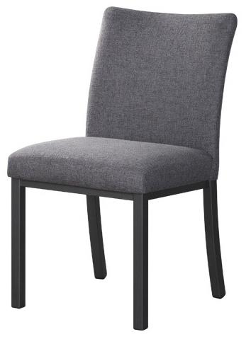 Contemporary Seating Biscaro Side Chair by Trica at Jordan's Home Furnishings