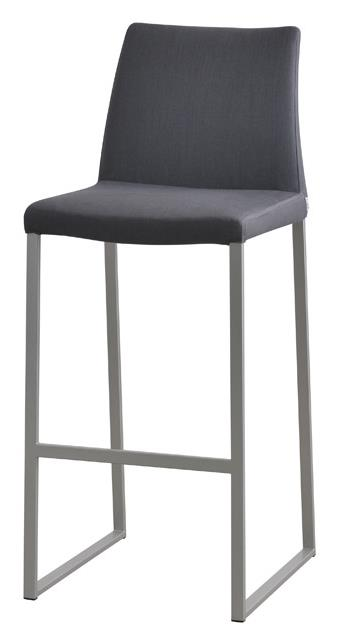 Contemporary Seating Curvo Bar Stool at Bennett's Furniture and Mattresses