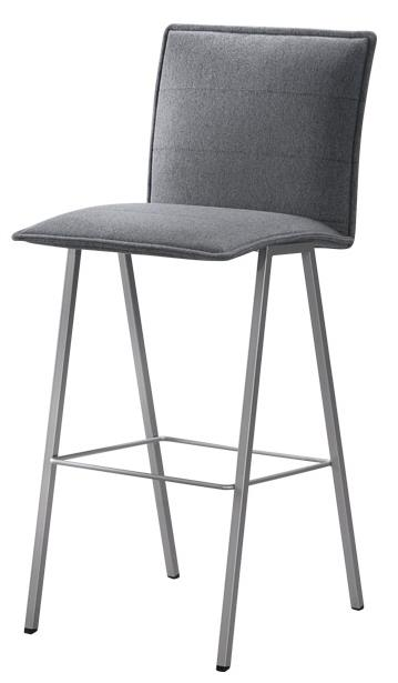 Contemporary Seating Envy Bar Stool by Trica at Dinette Depot