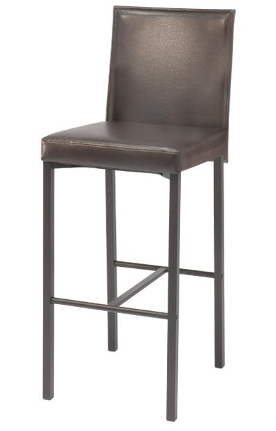 Contemporary Seating Quadrato I Bar Stool by Trica at Dinette Depot