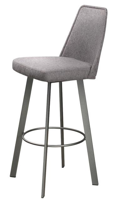 Contemporary Seating Sofia Bar Stool by Trica at Dinette Depot