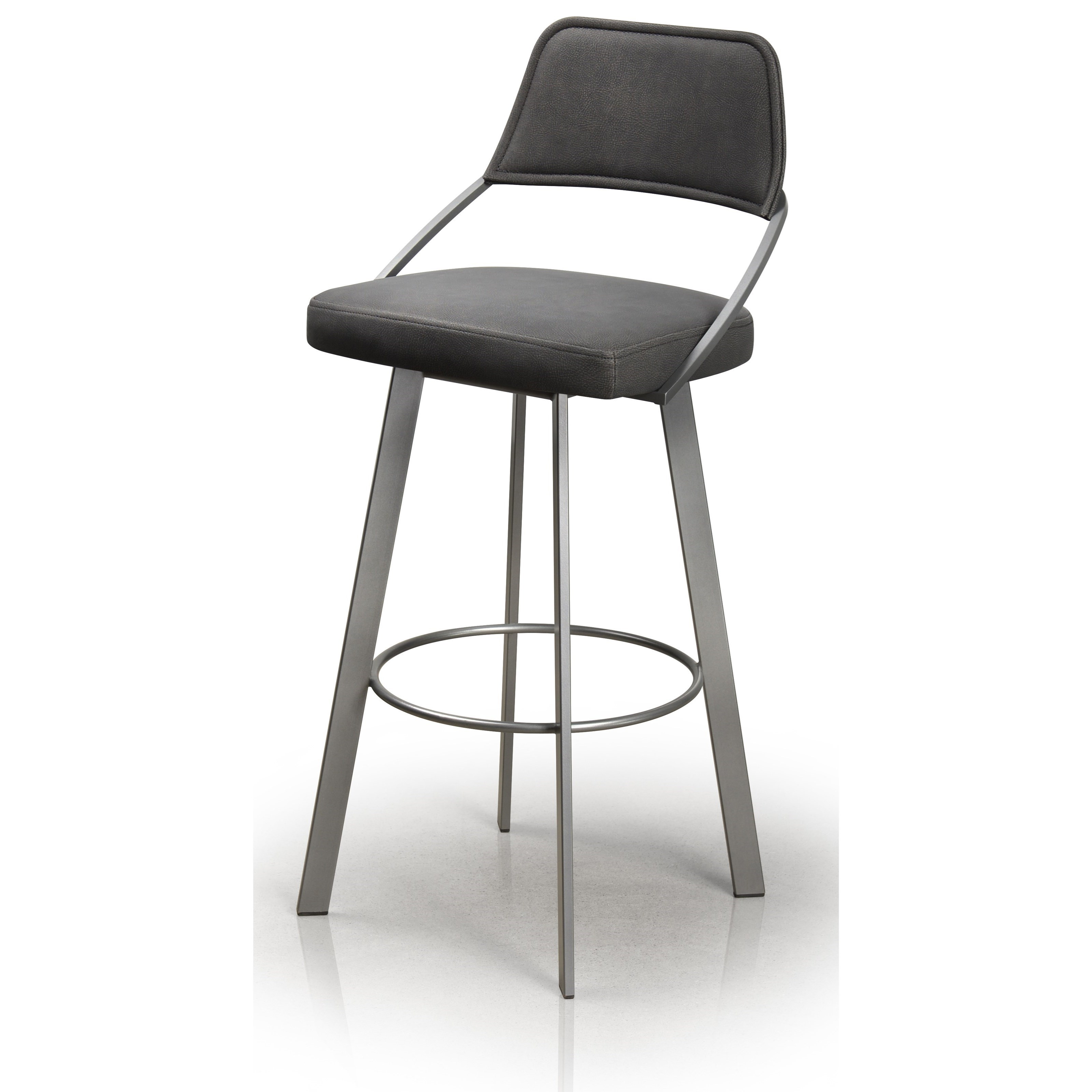 Contemporary Seating Wish Bar Stool by Trica at Dinette Depot