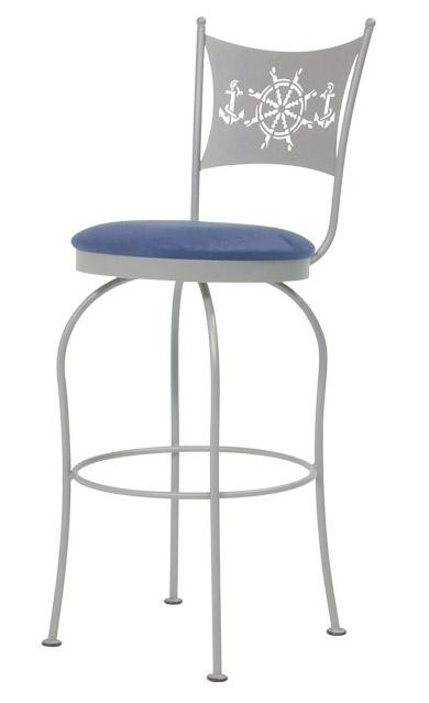 Transitional Bar Stools Art Collection I Bar Stool by Trica at Dinette Depot