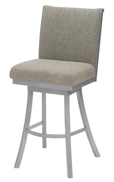Transitional Bar Stools Swirl Bar Stool by Trica at Dinette Depot