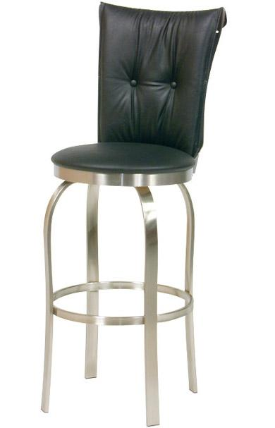 Transitional Bar Stools Tuscany I Bar Stool by Trica at Dinette Depot