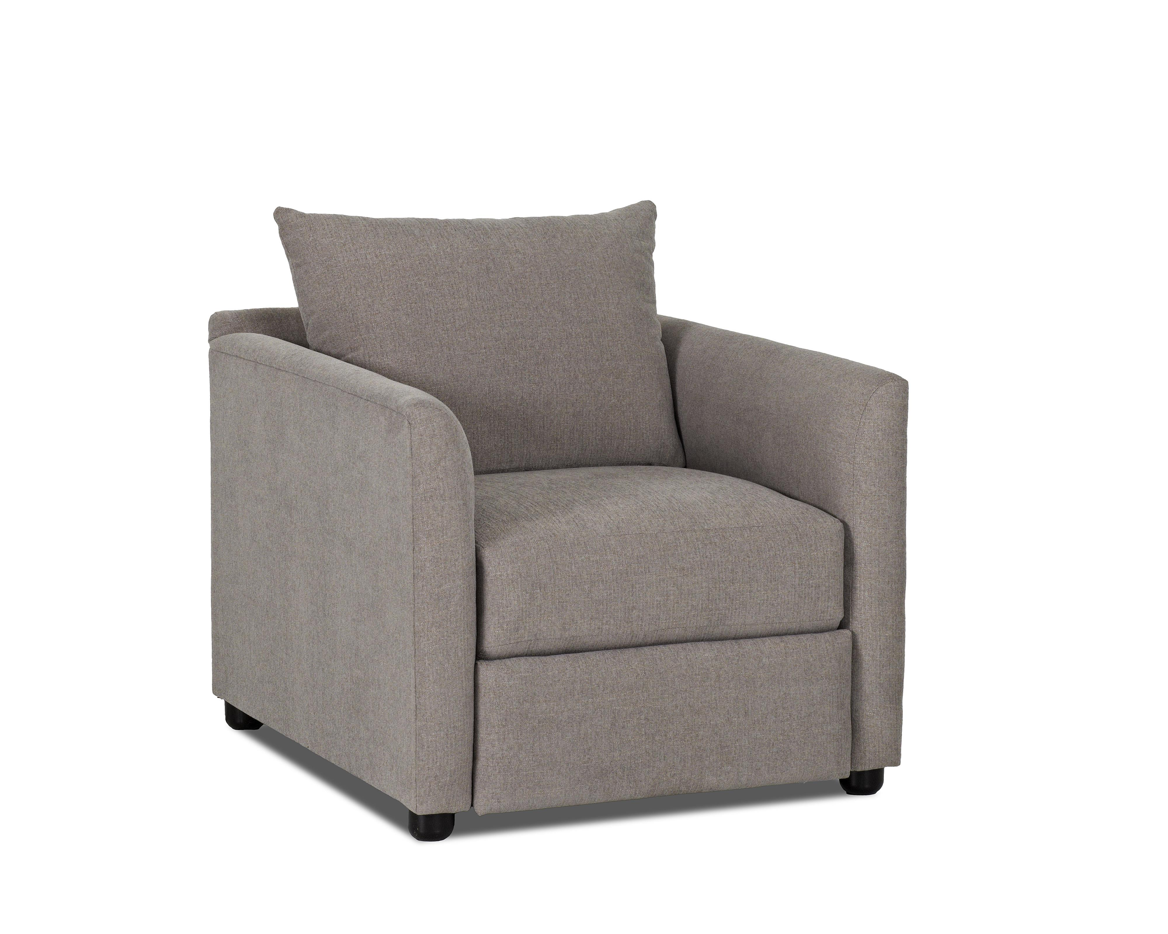 Atlanta Power Reclining Chair by Klaussner at Northeast Factory Direct